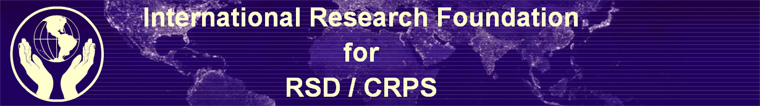 International Research Foundation for RSD / CRPS